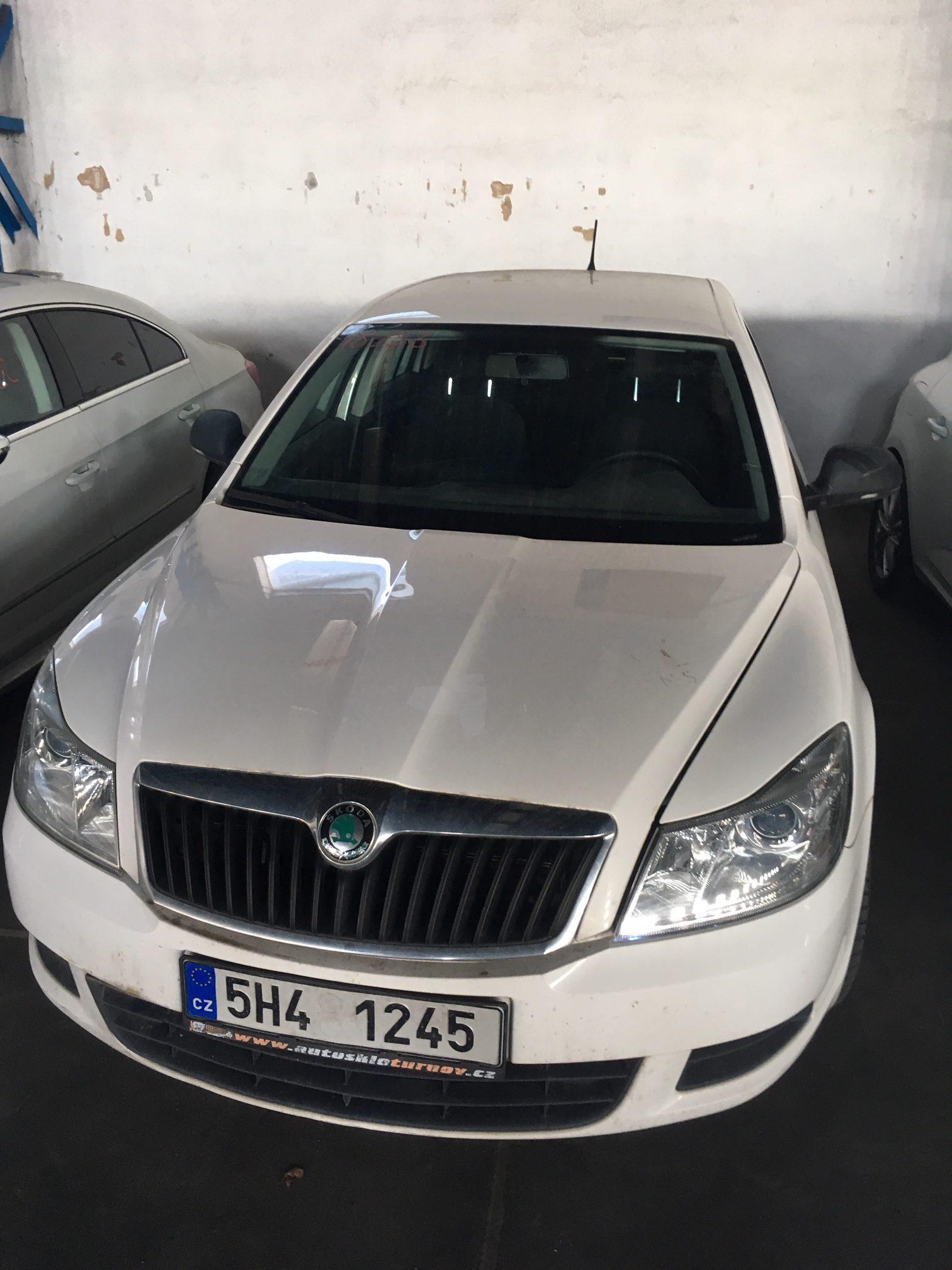 Aukce Škoda Octavia 1Z vydraženo 99 000