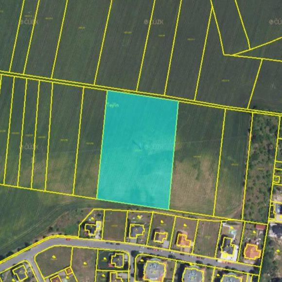 Aukce pozemků