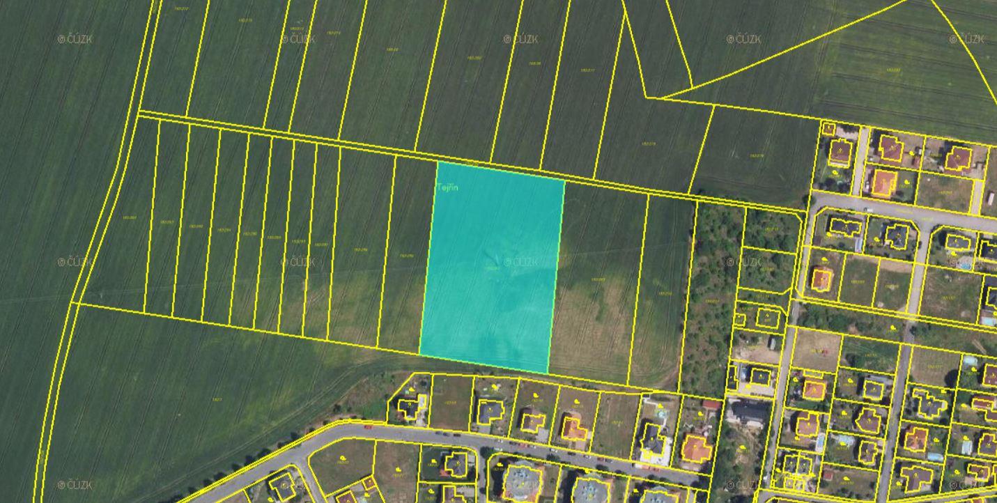 Aukce pozemků nevydraženo