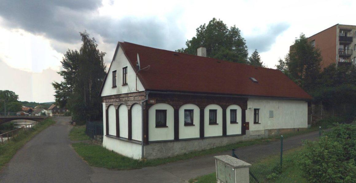 Dobrovolná dražba – RD Varnsdorf – vydraženo