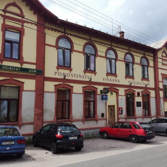 Dobrovolná dražba Bytový dům Stonava