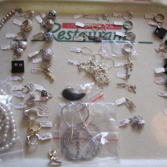 Aukce šperků